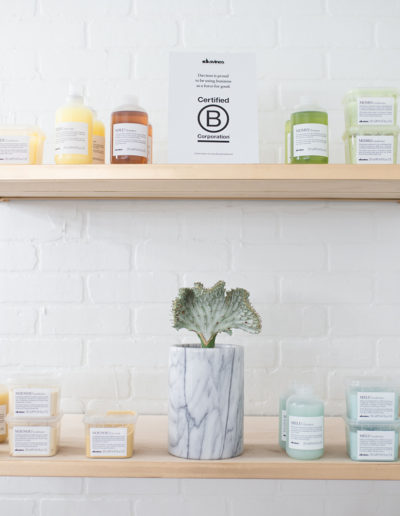 The Nest Salon | Davines Product