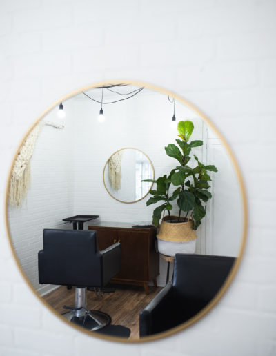 The Nest Salon | Taylar's Chair