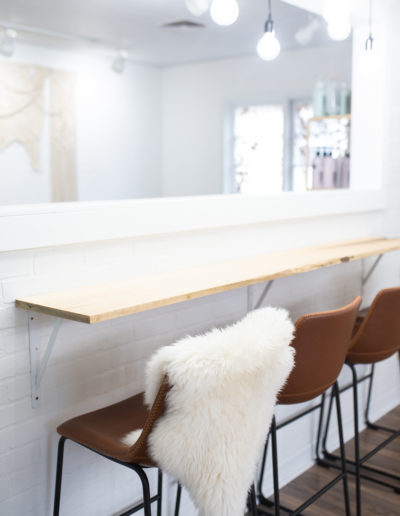 The Nest Salon | Front Bar